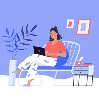Reajusta tus finanzas ahora que haces Home Office
