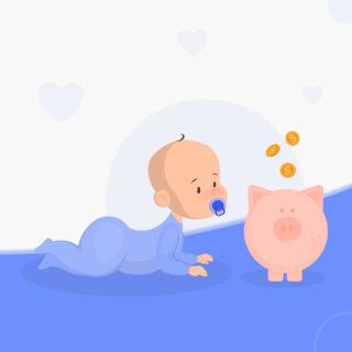 ¿Bebé en camino? Cómo ajustar tus finanzas para recibirlo