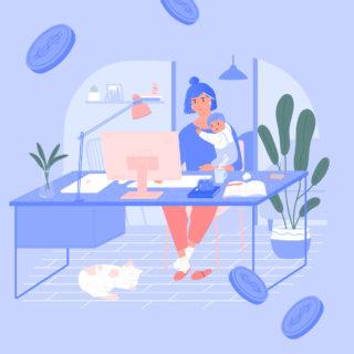 ¿Cómo hacen las mamás para administrar las finanzas del hogar mejor que cualquier profesional?